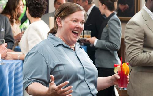 Melissa McCarthy in Bridesmaids