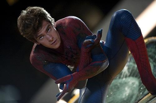 Andrew Garfield Stars as The Amazing Spider-Man