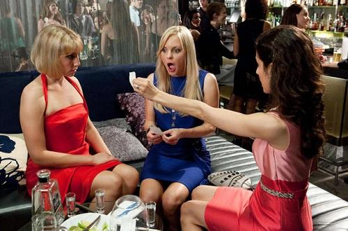 Anna Faris is Ally in What's Your Number