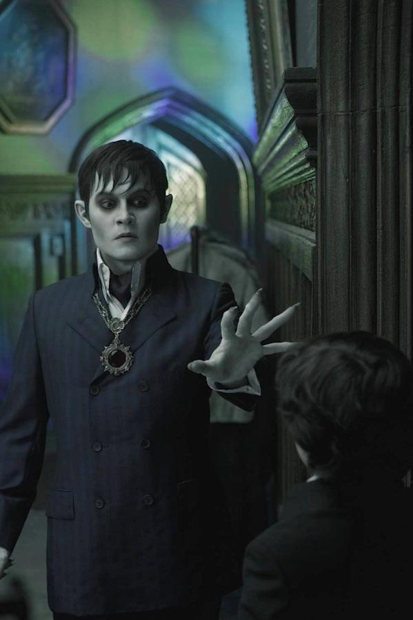 Barnabas Collins is Johnny Depp