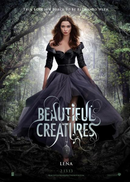 Beautiful Creatures Lena Duchannes Poster