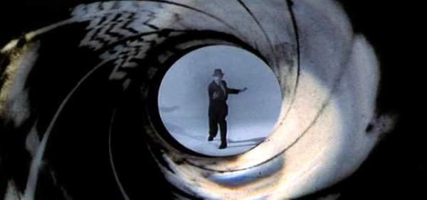 Bond Gun Barrel