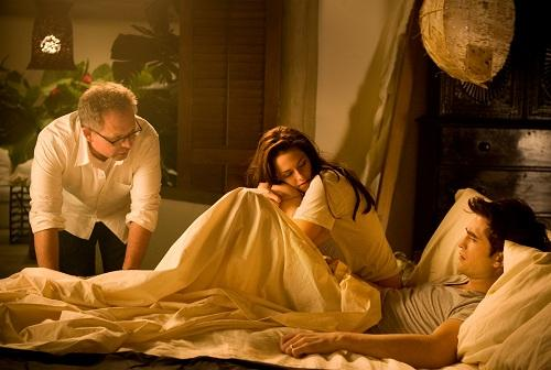 Breaking Dawn Set Photo