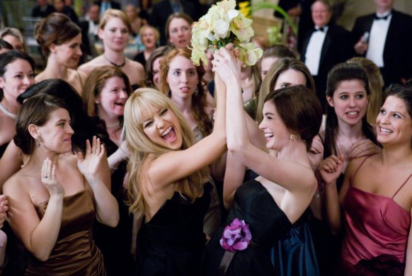 Girls Party in Bride Wars