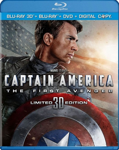 Captain America Movie on Captain America  The First Avenger Blu Ray   Movie Fanatic