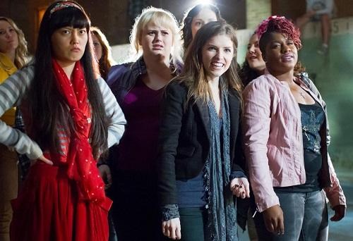 cast of pitch perfect 500x342 Pitch Perfect Interview: Introducing Rebel Wilson