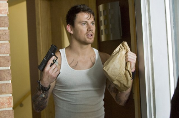 Channing Tatum as Zip. Vaughn plays the same character he always plays: a ...