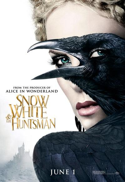 Charlize Theron Snow White and the Huntsman Poster