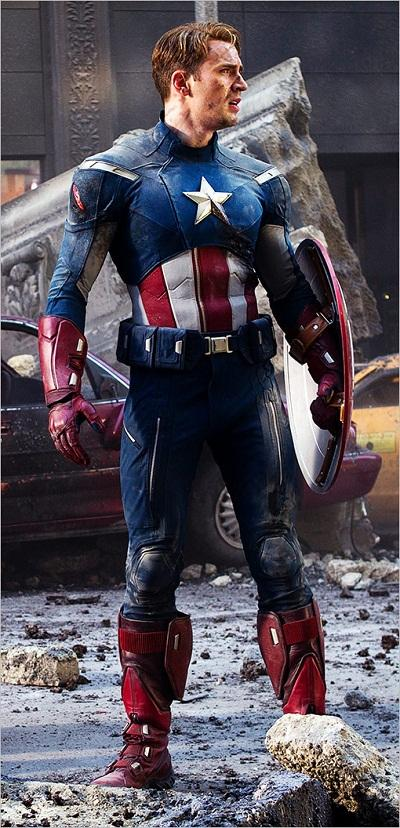 Avengers Captain America on Avengers  Uses Captain America As Point Of View Character  Says Joss