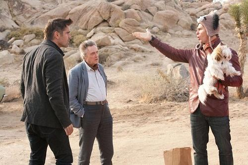 Colin Farrell, Christopher Walken Sam Rockwell Seven Psychopaths