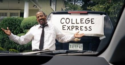 college road trip movie times