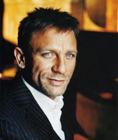 Daniel Craig Photograph. The Girl with the Dragon Tattoo is the first of a ...