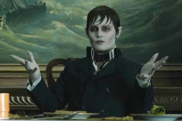 Dark Shadows: Johnny Depp is Barnabas Collins