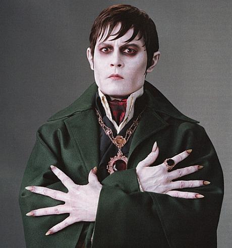 Dark Shadows Star Johnny Depp