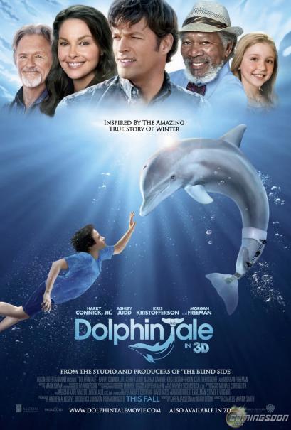 دانلود تریلر فیلم Dolphin Tale