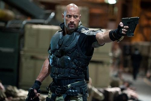 Dwayne Johnson is Roadblock in GI Joe Retaliation