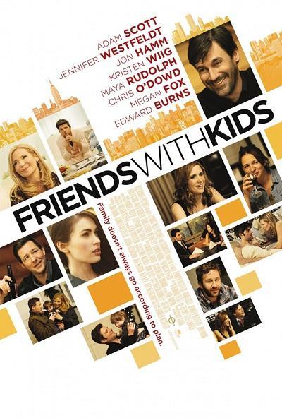 Приятели с деца / Friends with Kids - Снимка