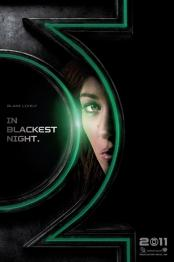 Blake Lively Poster on Green Lantern Blake Lively Poster