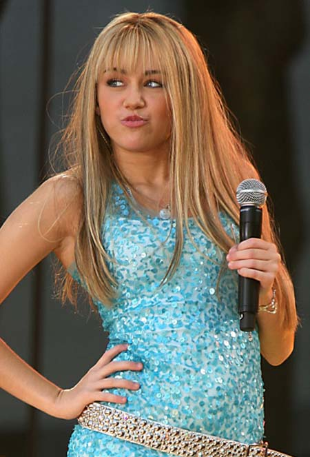 Hannah Montana Giveaway