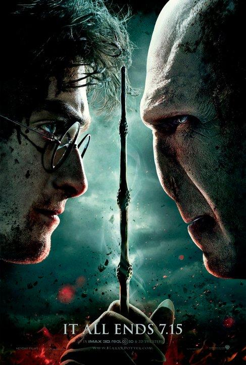 Harry Potter and the Deathly Hallows - Part 2 Epic Poster