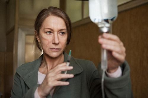 Helen Mirren Kills in The Debt