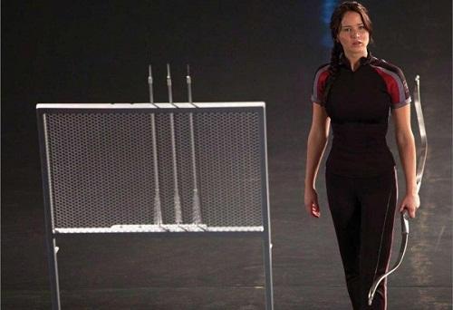 Hunger Games Star Jennifer Lawrence