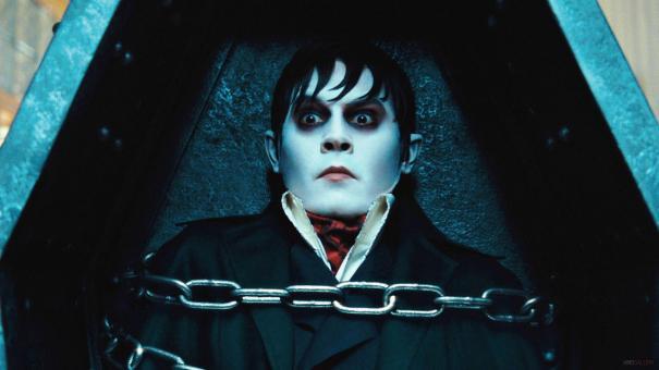 Johnny Depp is Barnabas Collins