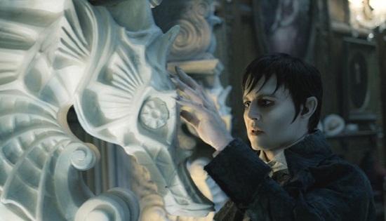 Johnny Depp is Barnabas in Dark Shadows