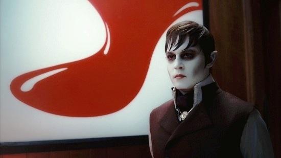 Johnny Depp Stars as Barnabas Collins