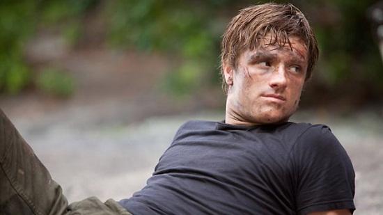 Josh Hutcherson in The Hunger Games