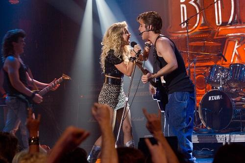 Julianne Hough and Diego Boneta in Rock of Ages