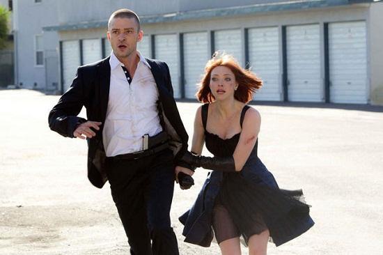 Justin Timberlake In Time