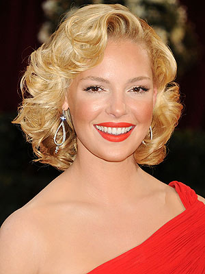 Katherine Heigl at the 59th