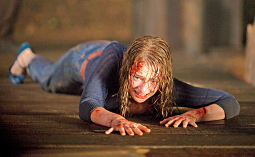 Kristen Connolly in The Cabin in the Woods