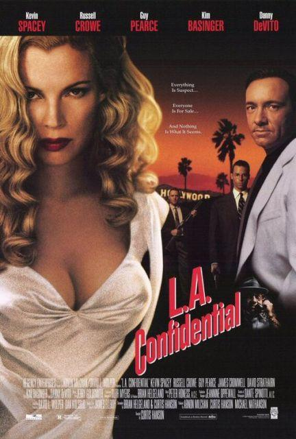 L.A. Confidential Picture - Movie Fanatic