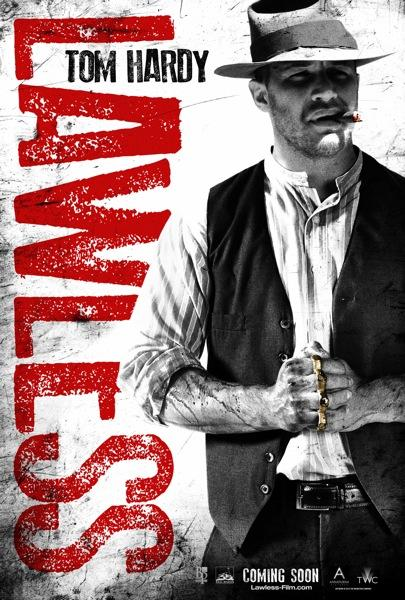 Lawless Character Poster: Tom Hardy