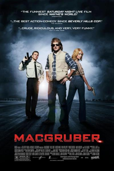 MacGruber Poster!