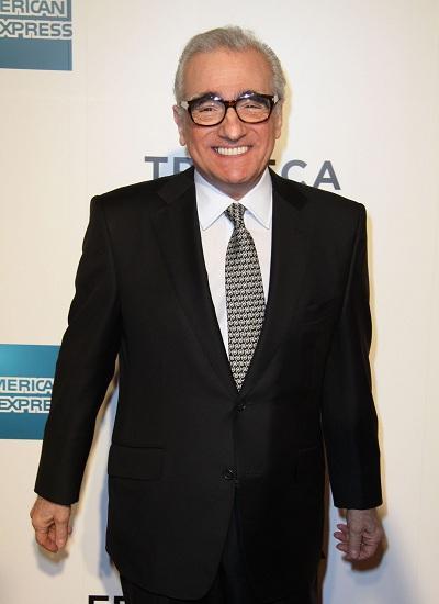 Martin Scorsese Pic