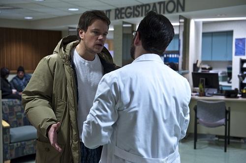 Matt Damon Contagion Still