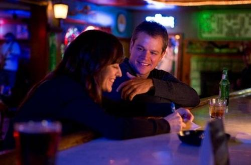 Matt Damon Rosemarie DeWitt Promised Land