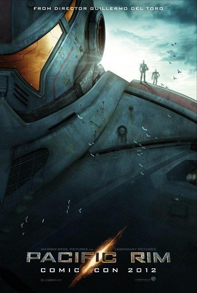 Pacific Rim Comic-Con Poster