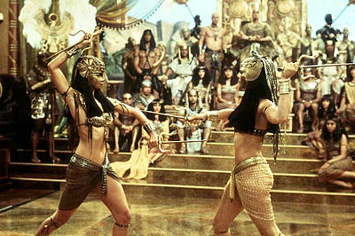 Princess Nefertiri vs Anck Su Namun
