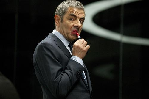 Rowan Atkinson is Johnny English