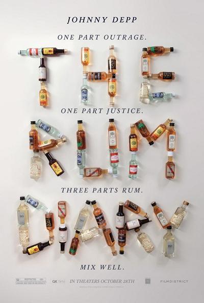 Rum Diary Poster