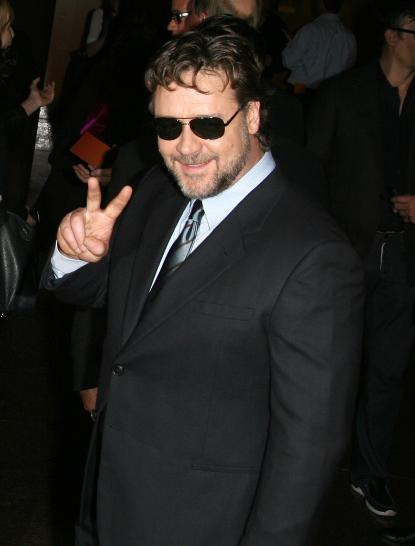 Russell Crowe Red Carpet Pic