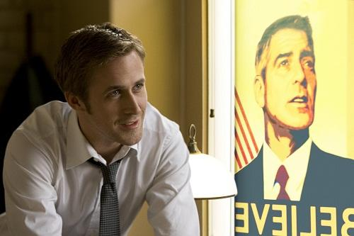 Ryan Gosling in The Ides of March George Clooney for The Descendants: Simply ...