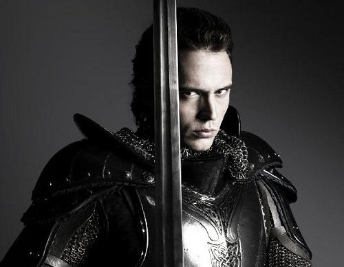 Sam Claflin in Snow White and the Huntsman