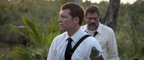 Sam Worthington in Texas Killing Fields