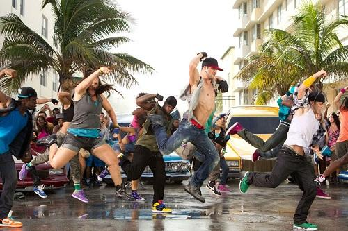 Step Up Revolution Cast