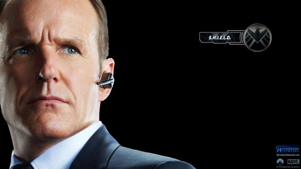 The Avengers Wallpaper: Agent Coulson